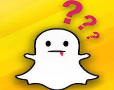 La Ouija en el primer comercial que aparece en Snapchat