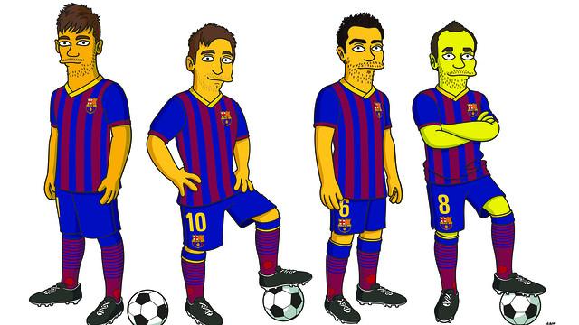 Jugadors_del_Bar_a_Simpsons_Iniesta_Messi_Xavi_Neymar.v1394625836