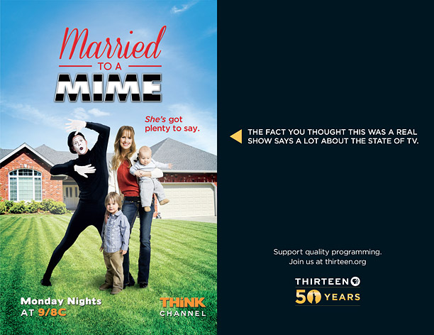 Married-to-Mime