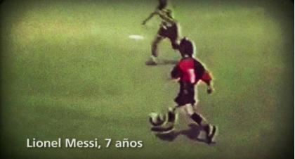 Los pequeños Messi, Lavezzi y Gago, protagonistas del nuevo spot de YPF