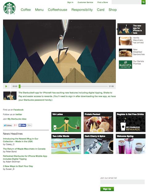starbuckswebsite