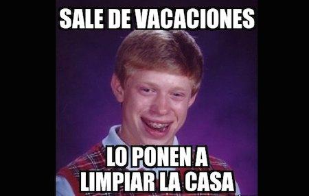 7 creativos memes de las vacaciones de Semana Santa