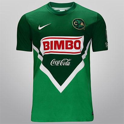 Nike decidió vestir de verde al América para aprovechar la fiebre mundialista