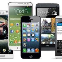 smartphones t