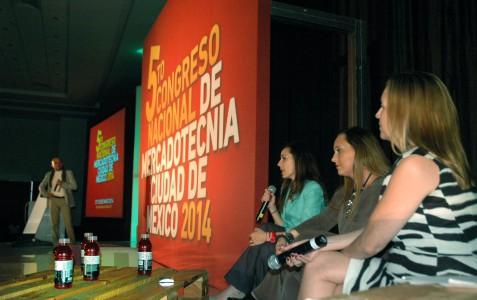 Entre las reflexiones destacó el tema de la responsabilidad de las marcas con los mensajes en productos infantiles. Foto: Julián arnauda