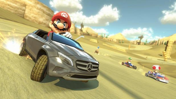 Mario Kart Tour para móviles será free-to-start