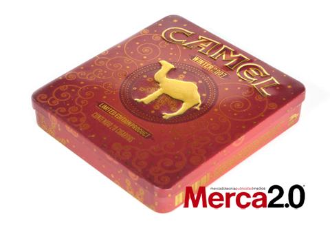 CIGARRERA CAMEL 01 JCA BAJA LOGO