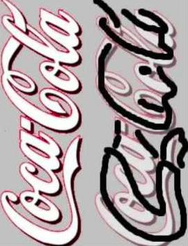 qual o significado do logotipo da coca cola