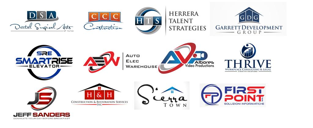 Los 16 clich s m s comunes en dise os de logotipos for Design consultant company