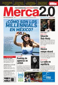 portada merca2.0 edición Agosto 2014