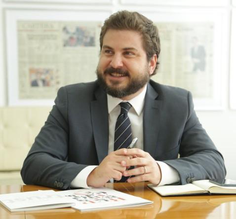 Juan Arteaga, director de comunicaciones <i>Online</i> de Llorente & Cuenca