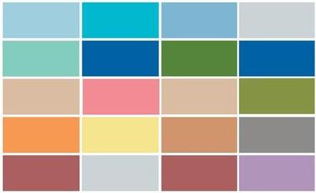 Colores pantone para el 2015 revista merca2 0 for Colores de moda para exteriores