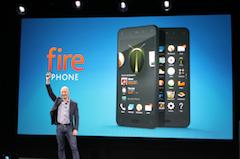 Amazon vende su Fire Phone a 99 centavos de dólar…