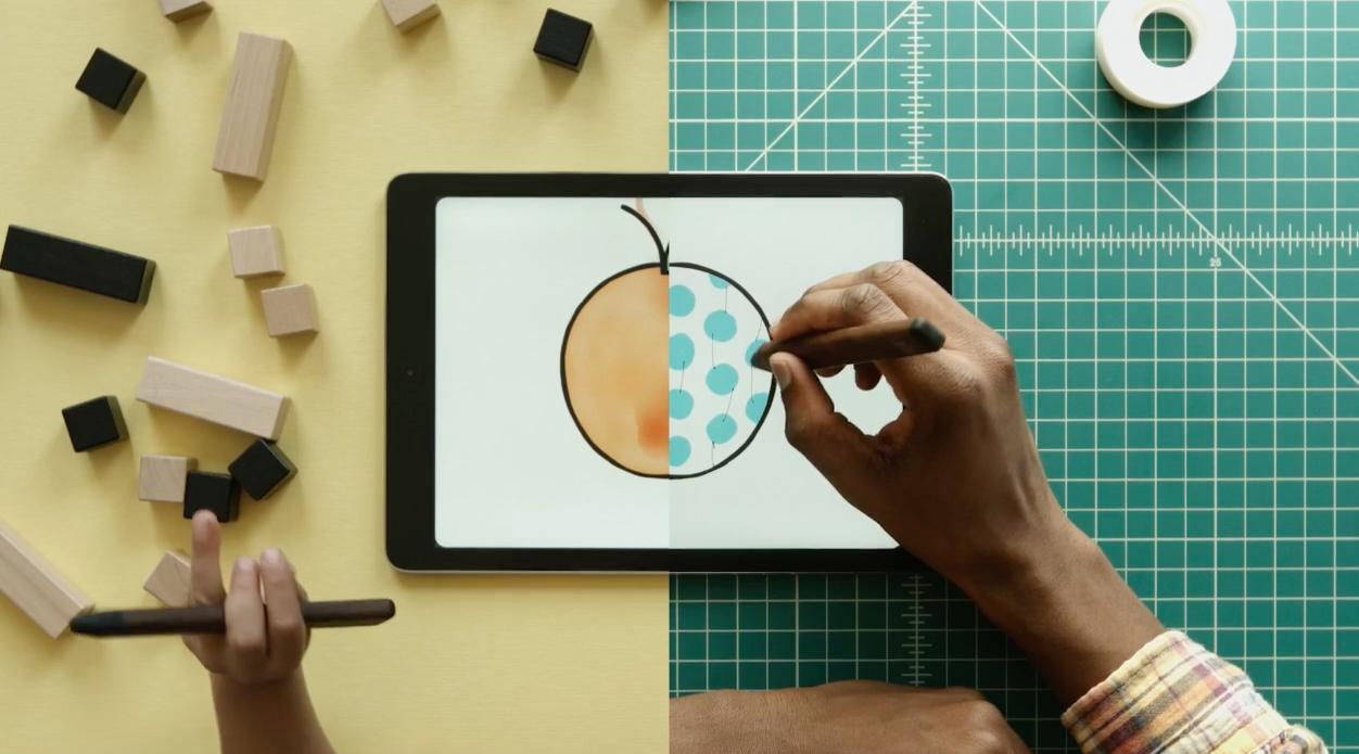 Mix la app para dibujar y dise ar con personas de todo el - App para disenar ...