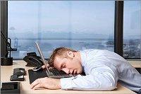 5 tips para combatir el letargo en el trabajo