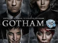 BTL de Warner Channel para promocionar Gotham