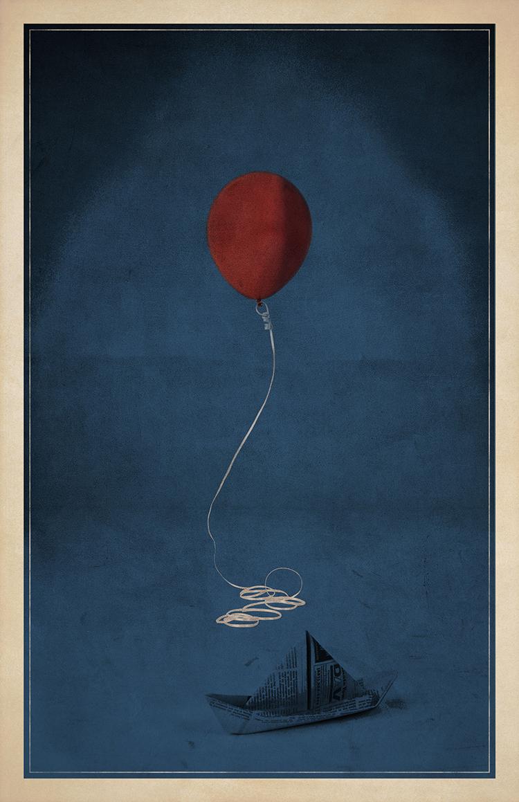 It-Minimalist-Poster