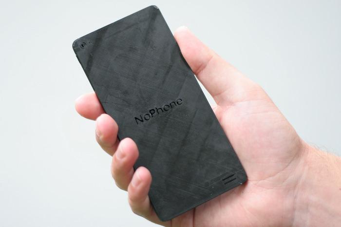 No Phone: el dispositivo que no hace nada.