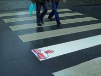 5 cruces peatonales creativos y patrocinados por marcas