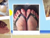 Creativa campaña de #Noalpiestureo para dejar de ver fotos de pies en Instagram