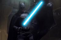 La batalla entre Batman y Darth Vader se vuelve viral en las redes sociales