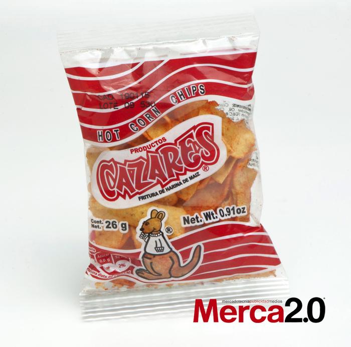 CAZARES 01 JCA BAJA LOGO