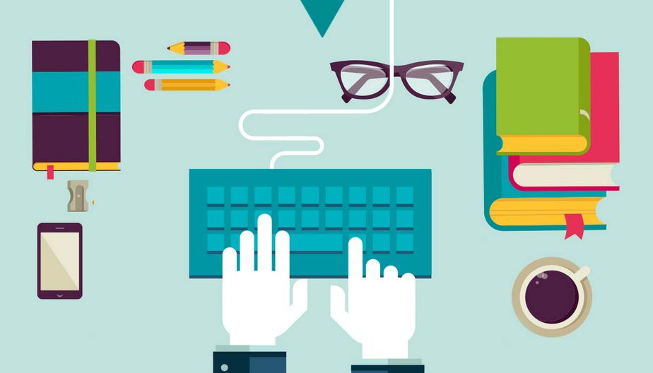 Infografía: 8 pasos para escribir un currículum ganador