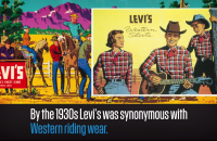 Conoce la historia del marketing de Levi's en 3 minutos (video)