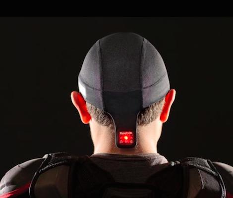 Reebok lanza un producto para prevenir las contusiones cerebrales en los jugadores de la NFL