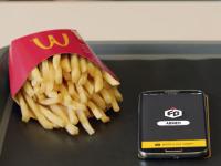 McDonald's presenta un sistema contra los ladrones de papas fritas (video)