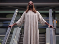 Jesús está de visita en Londres para conocer la agencia Mother (video)