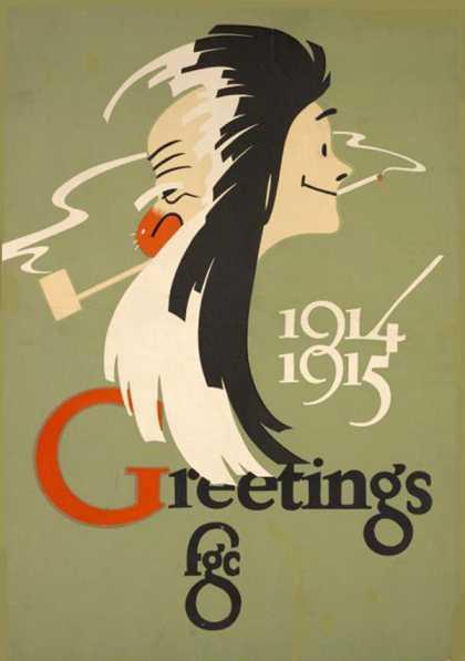 Publicidad_1 F. Graham Cootes – USA (1914)