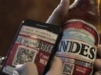 A esto no lo sabías: cervezas con video mensajes