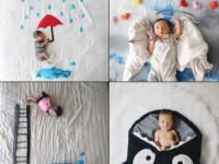 ¿Tienes un bebé y eres creativa? Mira lo que se puede hacer