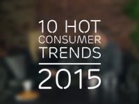 Las 10 tendencias de consumo para 2015
