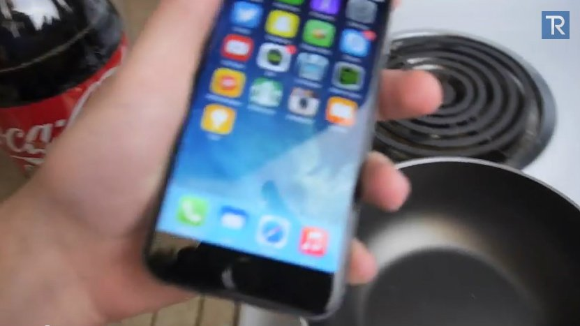 iphone 6 en coca