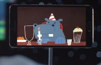 El anuncio navideño de Samsung es una animación que recorre los dispositivos (video)