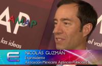 VIDEO: Horacio Genolet, CEO de Ogilvy México, es el nuevo presidente de la AMAP