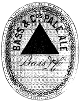 La primera marca registrada en Inglaterra. Imagen: WilsonGunn.com