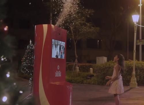 Coca-Cola logra que Finlandia comparta su blanca navidad ...