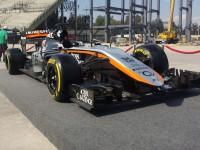 Force India sigue acumulando patrocinios de marcas mexicanas