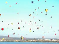 Galería: publicidad en globos aerostáticos