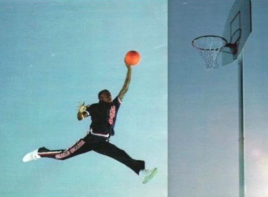 Fotógrafo demanda a Nike por plagio para la creación del logo de Air Jordan