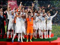 Real Madrid, una vez más el club de fútbol con mayores ingresos