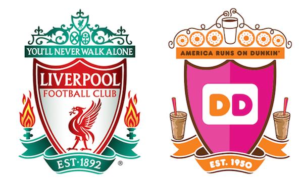 Dunkin Donuts se disculpa con aficionados del Liverpool tras pifia en redes sociales