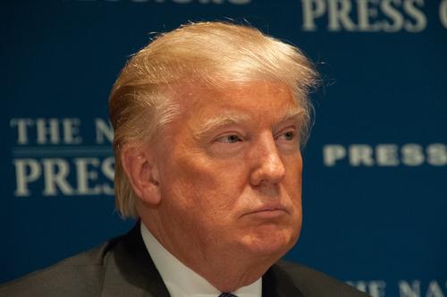 5 momentos incómodos para Donald Trump