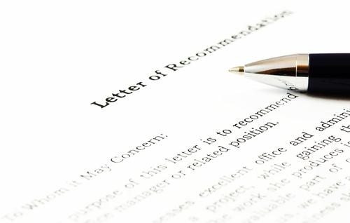Cual Es La Importancia De La Carta De Recomendacion Para Una
