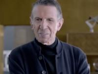 5 comerciales protagonizados por Leonard Nimoy (Spock)