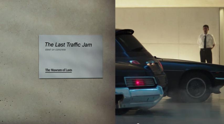 Internet de las Cosas hará del tráfico una obra en un museo