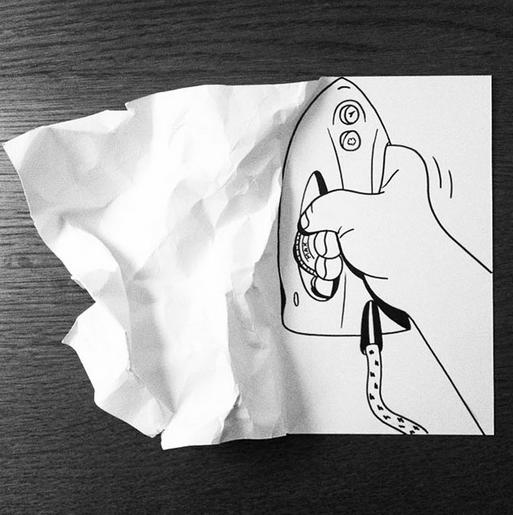 5 creativas ilustraciones tridimensionales